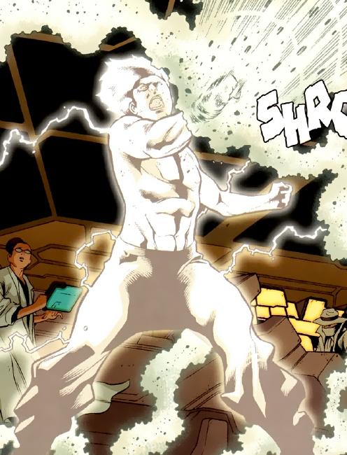 Johnny Gomorrah (Legion Personality) (Earth-616)