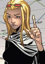 Layla Miller (Earth-1610) from Ultimate Comics X-Men Vol 1 12.JPG