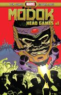 M.O.D.O.K. Head Games Vol 1 1