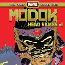 M.O.D.O.K.: Head Games Vol 1 1