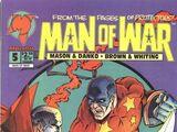 Man of War Vol 1 5