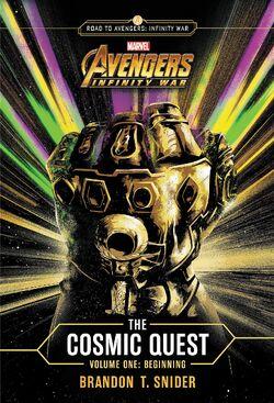 Marvel's Avengers Infinity War The Cosmic Quest - Volume 1 Beginning.jpg