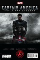 Marvel's Captain America The First Avenger Adaptation Vol 1 1