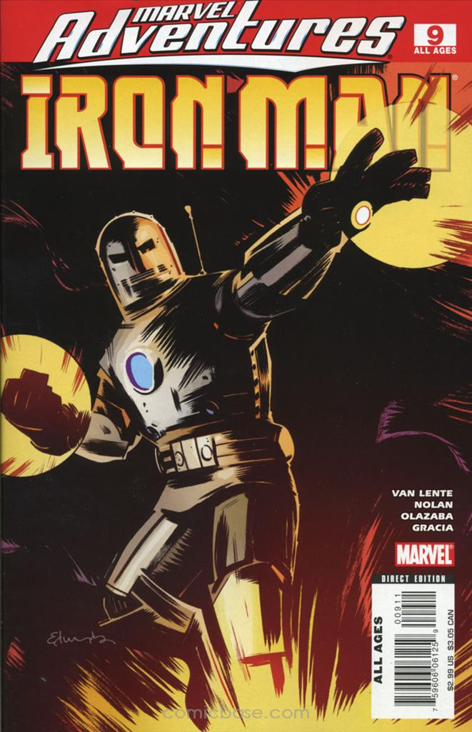 Marvel Adventures: Iron Man Vol 1 9