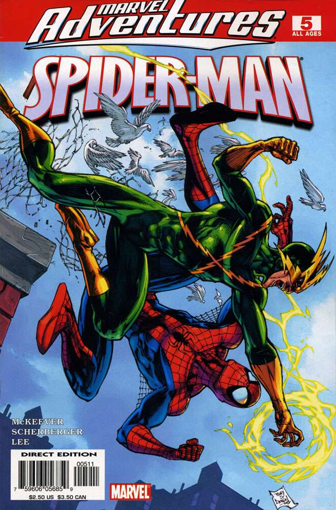Marvel Adventures: Spider-Man Vol 1 5