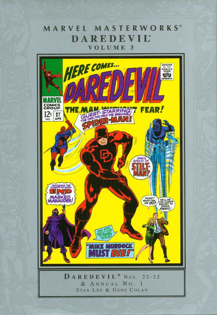Marvel Masterworks: Daredevil Vol 1 3