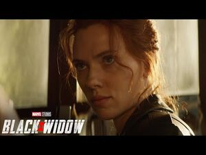 Marvel Studios' Black Widow - Special Look