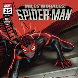 Miles Morales: Spider-Man Vol 1 25