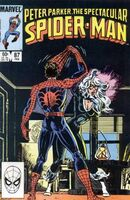 Peter Parker, The Spectacular Spider-Man Vol 1 87