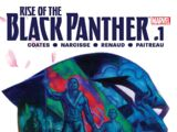 Rise of the Black Panther Vol 1 1