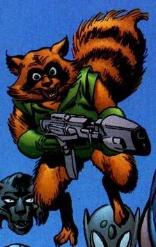 Rocket Raccoon (Earth-9997)