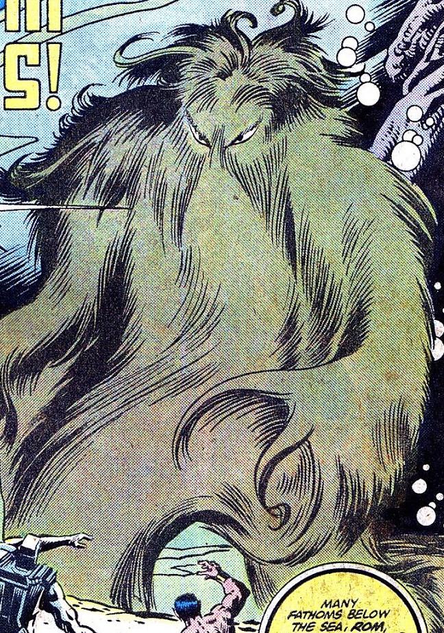 Seaweed Man (Earth-616)
