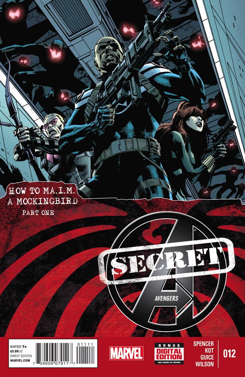 Secret Avengers Vol 2 12