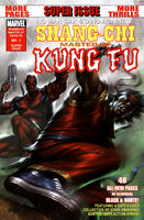 Shang-Chi Master of Kung Fu Vol 2 1