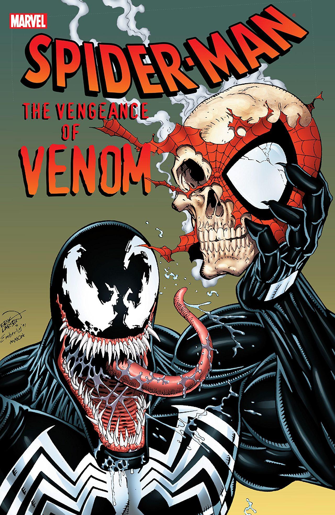 Spider-Man: Vengeance of Venom TPB Vol 1 1