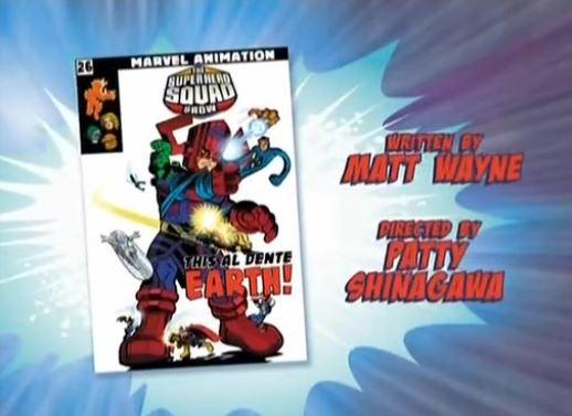 Super Hero Squad Show Season 1 26