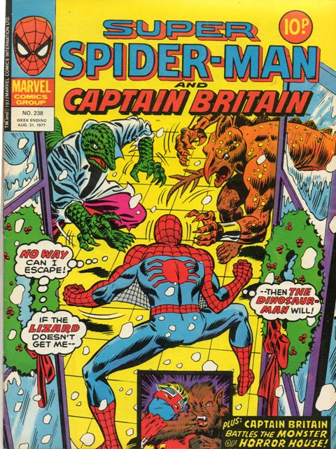 Super Spider-Man & Captain Britain Vol 1 238