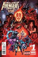 Uncanny Avengers Annual Vol 1 1