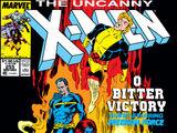 Uncanny X-Men Vol 1 255