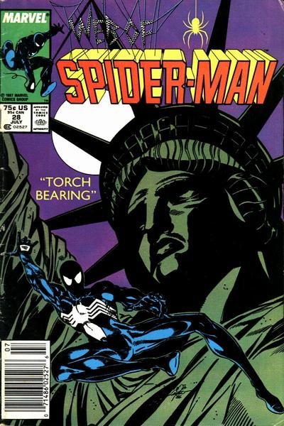 Web of Spider-Man Vol 1 28
