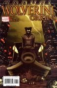 Wolverine Origins Annual Vol 1 1