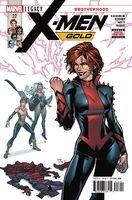 X-Men Gold Vol 2 22
