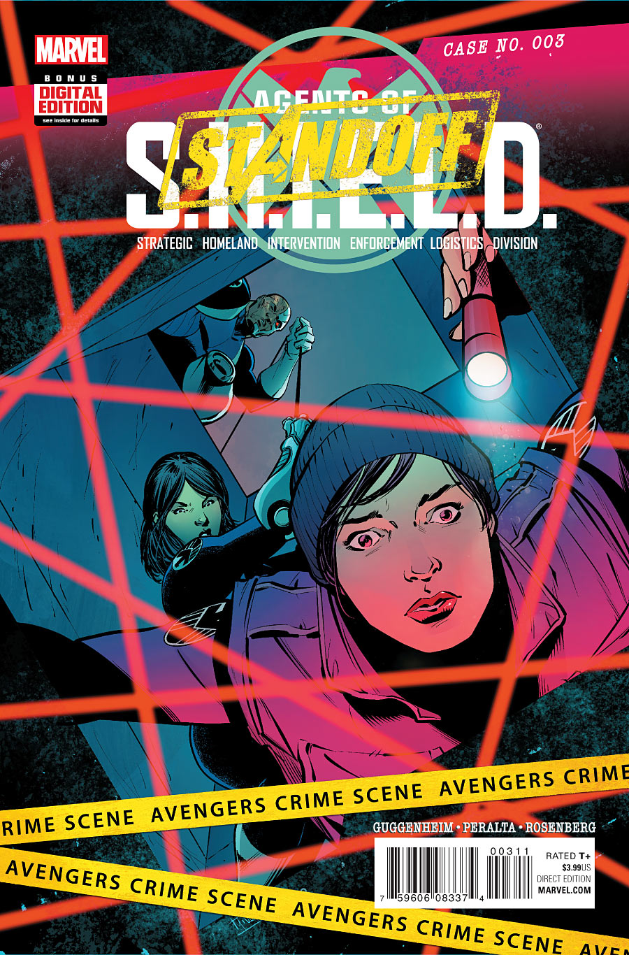 Agents of S.H.I.E.L.D. Vol 1 3