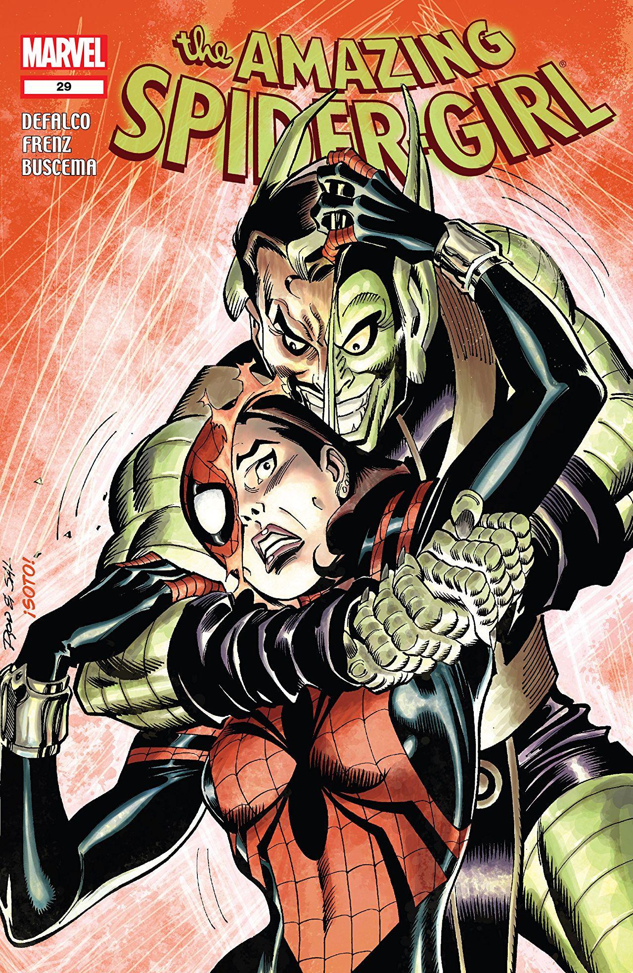 Amazing Spider-Girl Vol 1 29