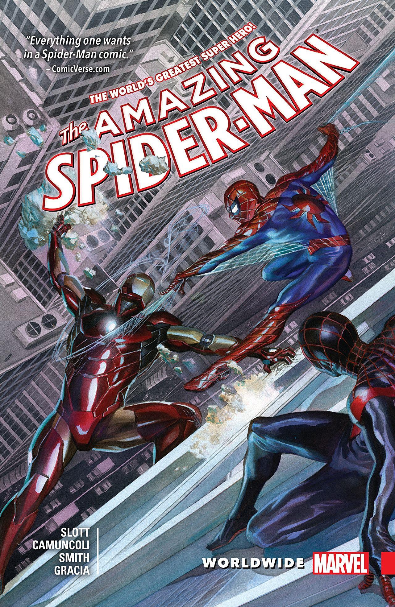 Amazing Spider-Man: Worldwide Collection Vol 1 2