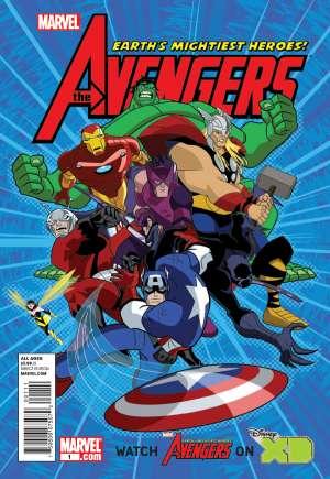 Avengers: Earth's Mightiest Heroes Vol 2 1