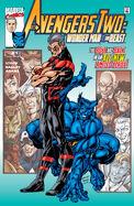 Avengers Two Wonder Man & Beast Vol 1 1