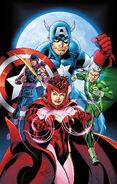 Avengers Vol 7 3.1 Bagley Variant Textless