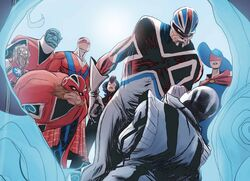 Captain Britain Corps (Multiverse) from Uncanny X-Force Vol 1 19 001.jpg