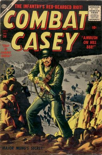 Combat Casey Vol 1 34