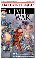 Daily Bugle Civil War Newspaper Special Vol 1 1