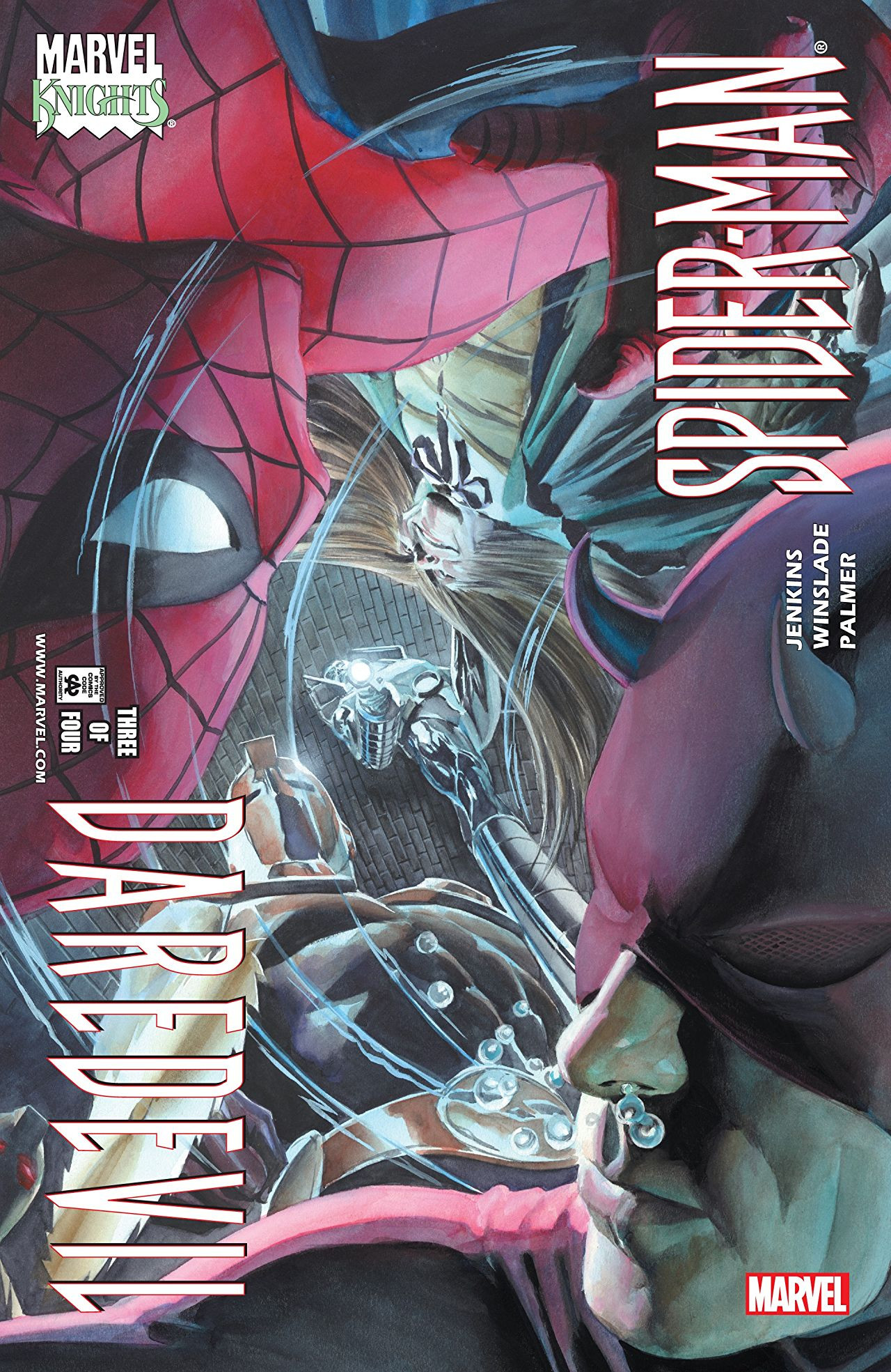 Daredevil/Spider-Man Vol 1 3