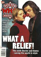 Doctor Who Magazine Vol 1 278