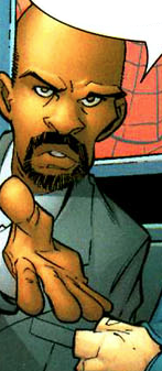 Donald McKinney (Earth-616)