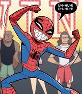 Edward Brock (Earth-TRN874) from Spider-Man & Venom Double Trouble Vol 1 3 001