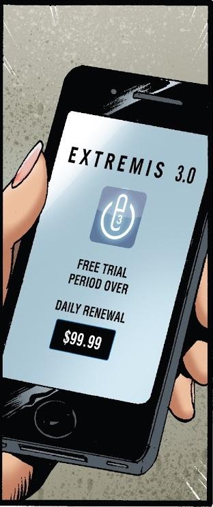 Extremis 3.0 App