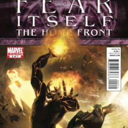 Fear Itself: The Home Front Vol 1 2