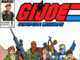 G.I. Joe: European Missions Vol 1 1