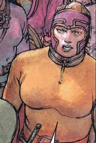 Halldora Grimkildottir (Earth-616)