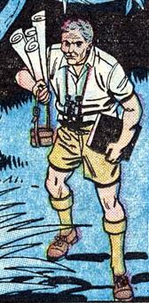 Hans Kreitzer (Earth-616)