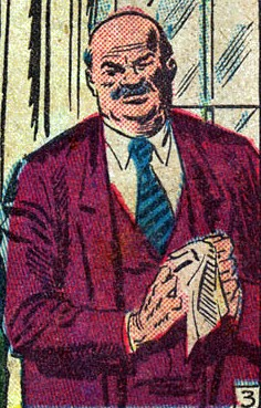 Hiram Johnson (Earth-616)