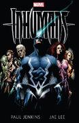 Inhumans by Paul Jenkins & Jae Lee Vol 1 1