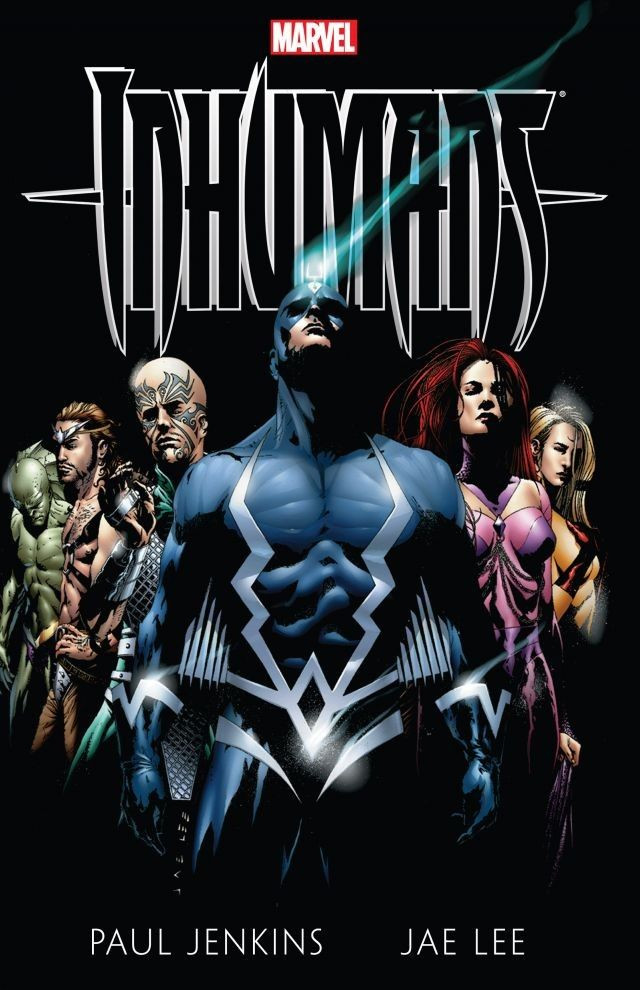 Inhumans by Paul Jenkins & Jae Lee Vol 1 1