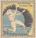 Invisible Girl Marvel Value Stamp
