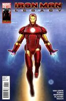 Iron Man Legacy Vol 1 1