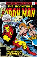 Iron Man Vol 1 109
